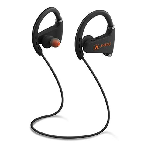 best earbuds sweat ahadu bluetooth headphones 2018 upgraded best wireless