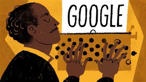 doodle democracy langston hughes 113th birthday doodle