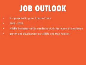 job outlook for biologists expected annual growth and job