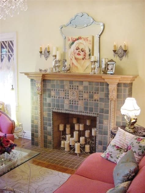 what to do with unused fireplace faux fireplace ideas