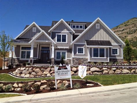 traditional craftsman homes houses with cultured grey homes craftsman style