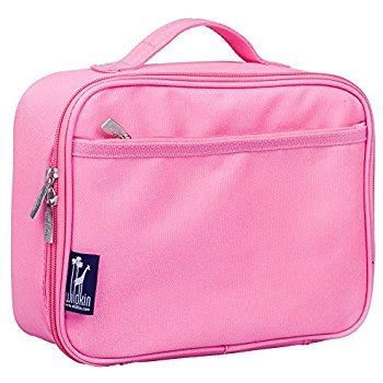 Lunch Box Polos Pink wildkin big dot pink lunch box lunch boxes for kitchen dining