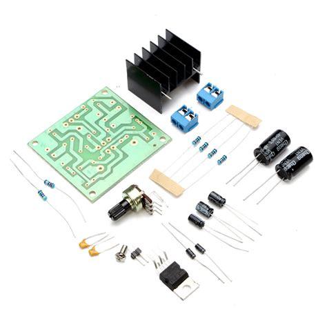 Tda2030a Tda2030 Tda 2030a Tda 2030 Ic Power Audio Lifier 20w Diy Tda2030a Tda2030 Single Track Power Lifiers Board