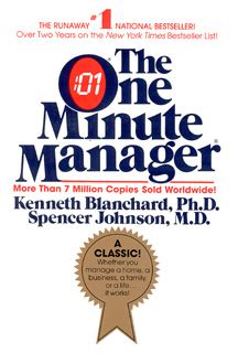 One Minute Manager the one minute manager