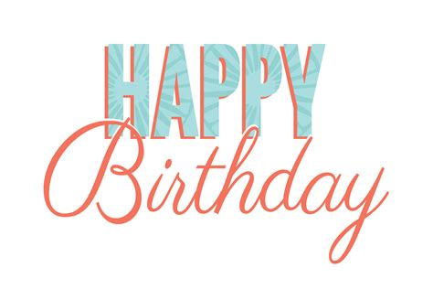 free happy birthday fonts download free clip art free