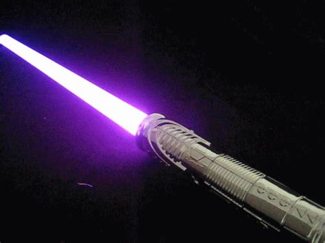 color change lightsaber a few created a color coded that tests for