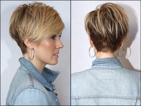 going from pixie to bob haircut pixie bob haircut medium hair styles ideas 40759