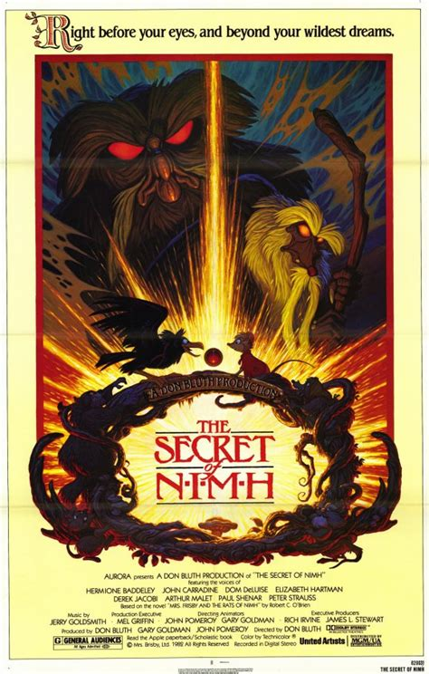 the secret of mrs books the secret of nimh posters from poster shop