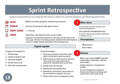 Project Retrospective Template by Image Result For Sprint Retrospective Template
