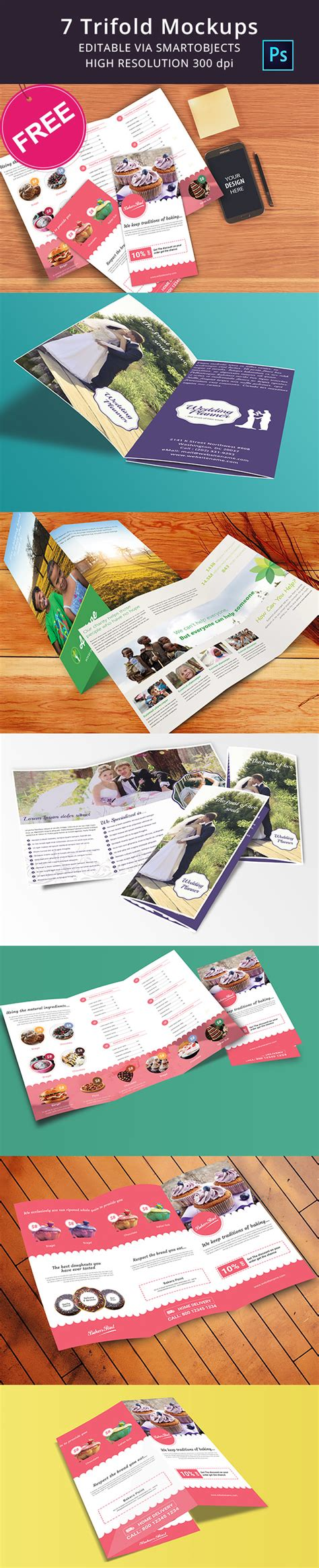 Indesign Trifold Template by 10 Printable Trifold Templates Doc Psd Pdf Eps