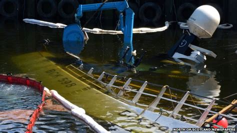 fishing boat accident fraserburgh sinking of buckie boat in scrabster investigated