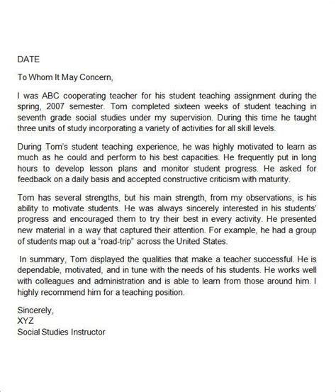 Constructive Feedback Mba Recommendations by 25 Best Ideas About Reference Letter For Student On