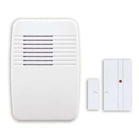 Home Depot Door Bells by Heath Zenith Wireless In Door Chime Dl 6168 The