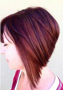 slanted hair styles cut with pictures 20 best angled bob hairstyles short hairstyles 2016