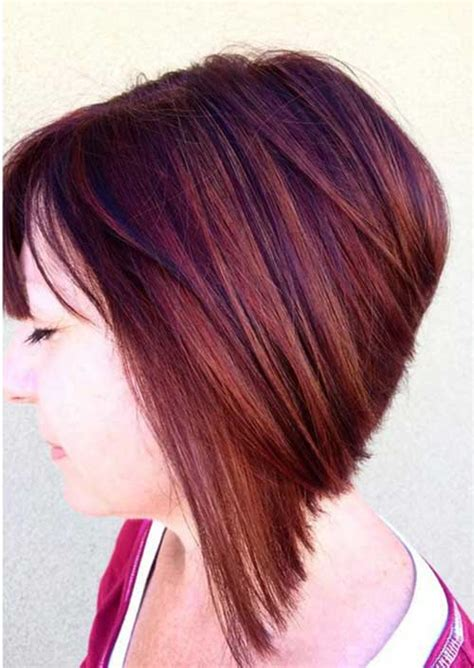 angle haircut 20 best angled bob hairstyles short hairstyles 2016
