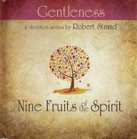 9 fruits of the spirit robert strand gaylfer on marketplace sellerratings