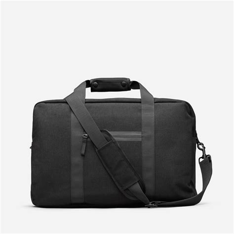Weekend Bag Dilemma by Everlane The Weekender In Black For Lyst