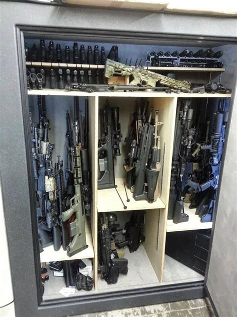 Weapon Closet by Armory Closet Weapons Guns Weapons And
