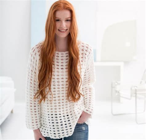 crochet sweater pattern 5 free crochet sweater patterns for beginners