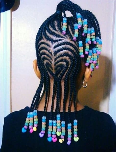 plaited hair styles for black kids 64 cool braided hairstyles for little black girls page 5