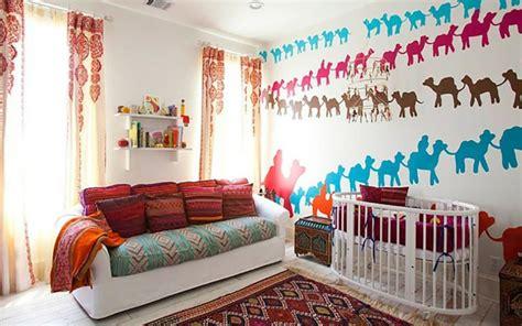 chambre style orientale inspiration chambre enfant orientale
