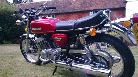 1976 Suzuki Gt500 For Sale Restored Suzuki Gt500 1978 Photographs At Classic Bikes