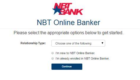 nbt bank number nbt bank banking login banking