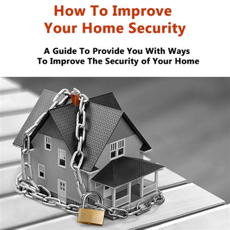 home security how to improve your home