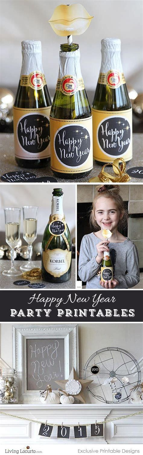 new year 2016 decorations diy diy happy new years 2016 ideas pictures photos and
