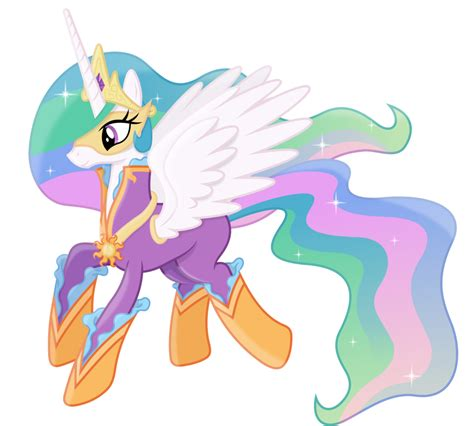 mlp princess celestia princess celestia as a power pony by 90sigma on deviantart