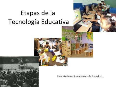 imagenes educativas de tecnologia etapas de3 la tecnolog 237 a educativa
