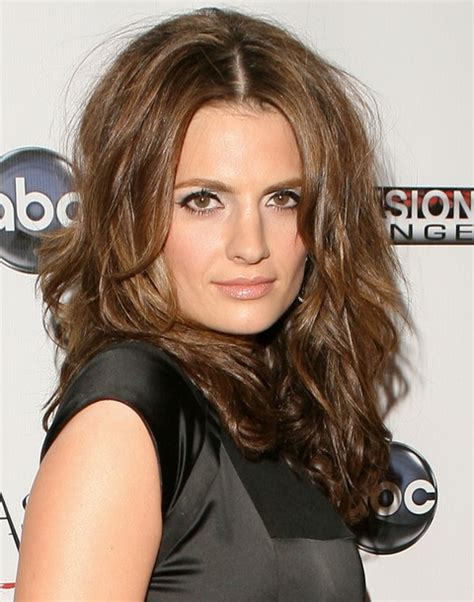 Stana Katic Hairstyles by Hairstyles Stana Katic Hairstyles