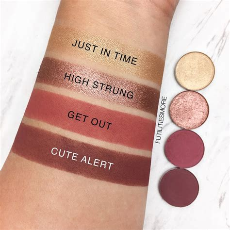 Colourpop Peachy Keen Shock Shadow Special Price Colourpop High Maintenance Review And Swatches I