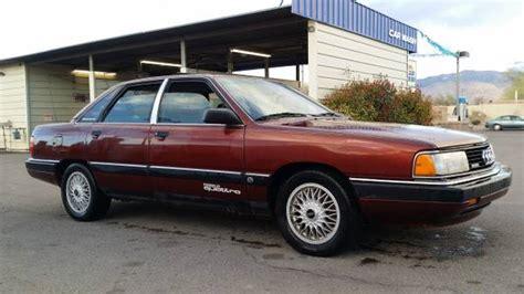 1989 audi 200 quattro german cars for sale blog