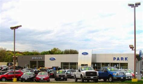 Park Ford Tallmadge by Park Ford Tallmadge Oh 44278 Car Dealership And Auto