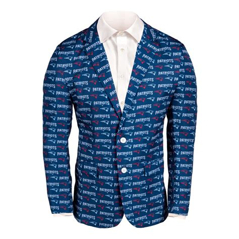 team ugly business jacket patriots proshop