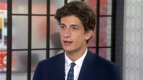 john schlossberg caroline kennedy and son jack schlossberg talk jfk s legacy and their political futures