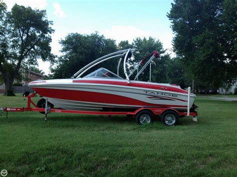 used boat for sale by owner in reno 2006 used tahoe q6 sport ski and wakeboard boat for sale