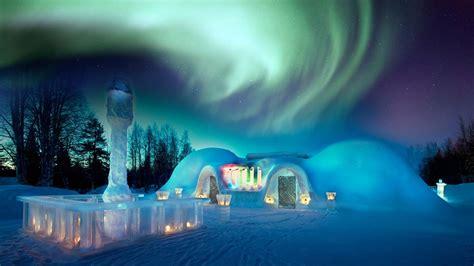 rovaniemi visit santa claus village in finland
