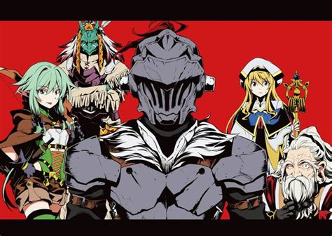 Myanimelist Goblin Slayer by Anime Picture Goblin Slayer Priestess Goblin Slayer