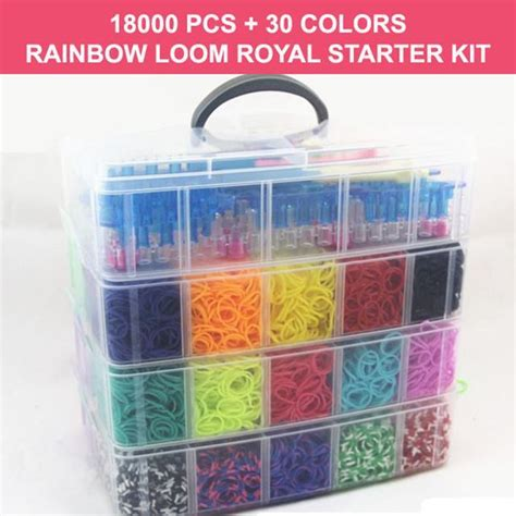 Rainbow Loom Choons Design Band Diy Starter Kit deal rainbow loom diy rubber b end 9 11 2017 9 15 am