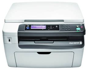 Printer Laser Fuji Xerox P205b printer fuji xerox docuprint p205b driver driver revolution