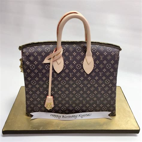 bag cake 3d louis vuitton bag cake cake in cup ny