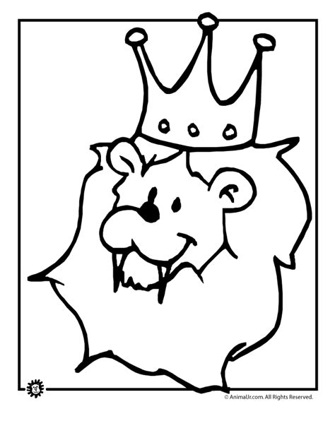 coloring page lion face lion face coloring page coloring home