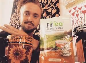 Harry S Detox Tea by Harry Potter S Tom Felton Sparks A Tea Detox
