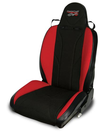 mastercraft safety baja rs reclining suspension seats each