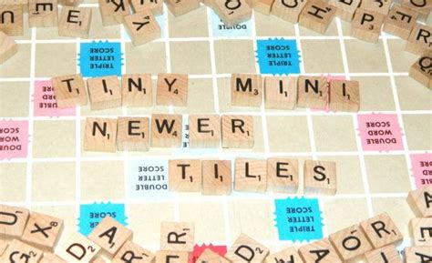 never lose a of scrabble tiny mini scrabble tiles 100 set of letters
