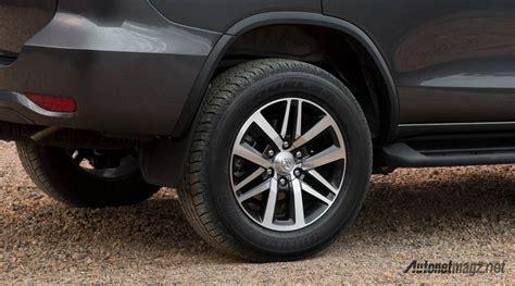 Kas Rem Cakram Mobil Ford giias 2017 toyota fortuner akan pasang rem cakram belakang