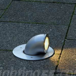 ground lights outdoor gimble out 90 outdoor ground light by slv lighting at