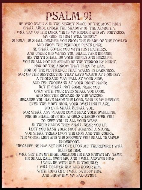 psalm  poster  printable psalm  poster